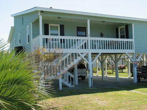How Sweet The Sound, vacation rental in Holden Beach