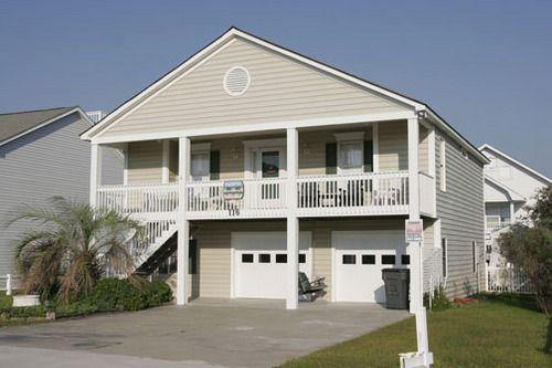 Conched Out, vacation rental in Holden Beach