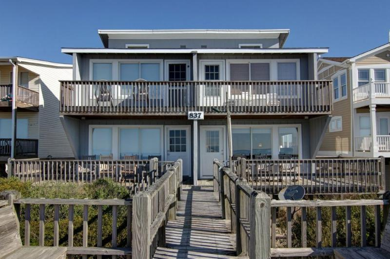 Eastside Duplex, vacation rental in Holden Beach