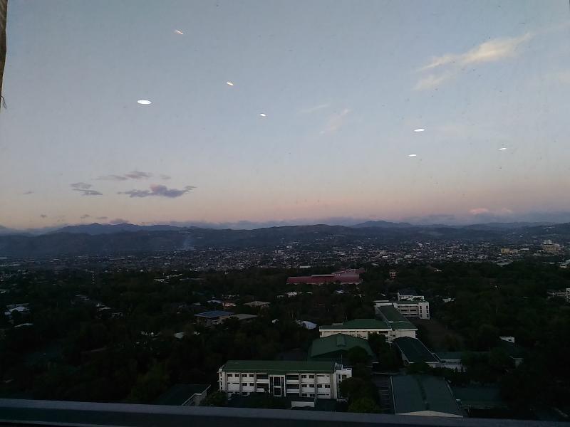 Sky High Condo at Berkeley, Katipunan avenue, vacation rental in Antipolo City