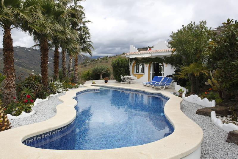 Casa Nikita, vacation rental in Torrox