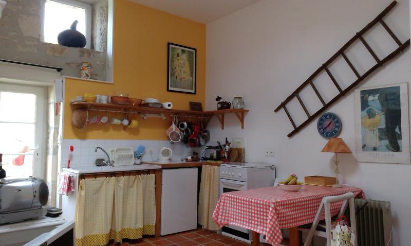 Bergerie Kitchen