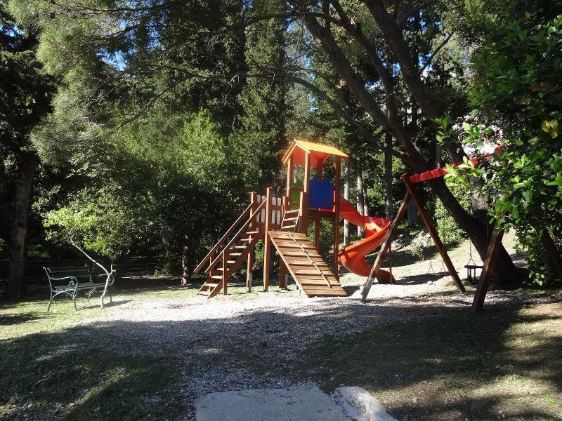 Kid's playground 1 - Park Strijezica below house