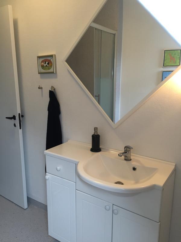 Bathroom w / shower