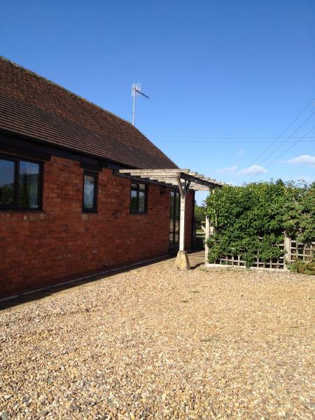 Cottage in a private setting, holiday rental in Kineton