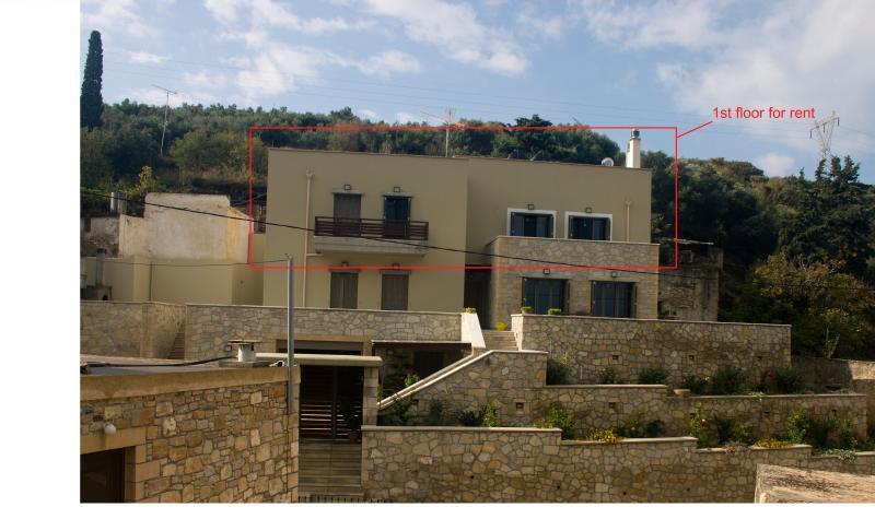 Villa Bilio front view