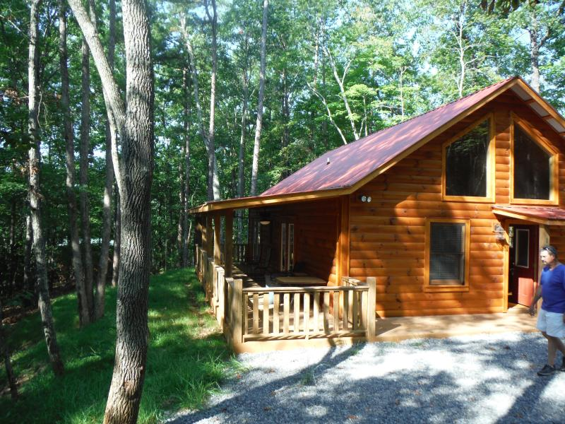 firefly cabin  both on google maps and fb