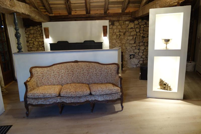 Domaine les farges, holiday rental in Coutures