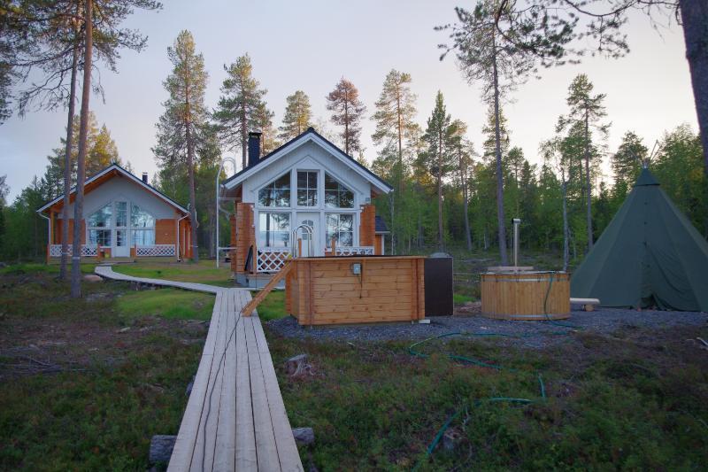 Cottage Kiviranta, location de vacances à Rovaniemi