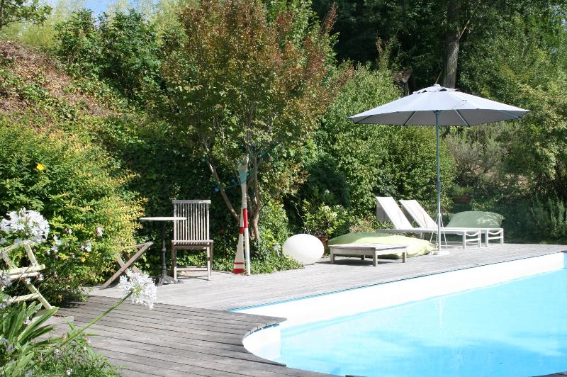Chambres d'hôte de charme, holiday rental in Loupiac
