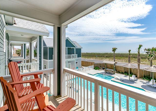 Padre Island Townhome w/ Easy Beach Access, vacation rental in Corpus Christi