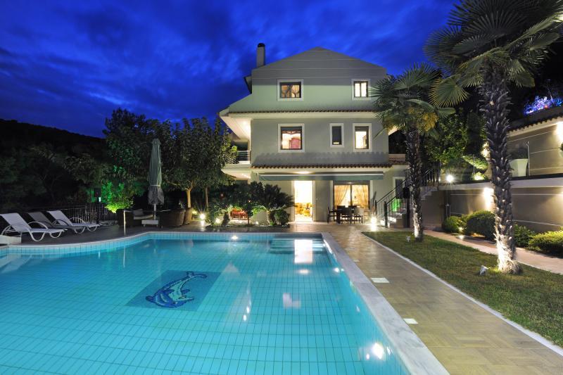 Mando Luxury Resort, Villa Nefeli, vacation rental in Porto Rafti