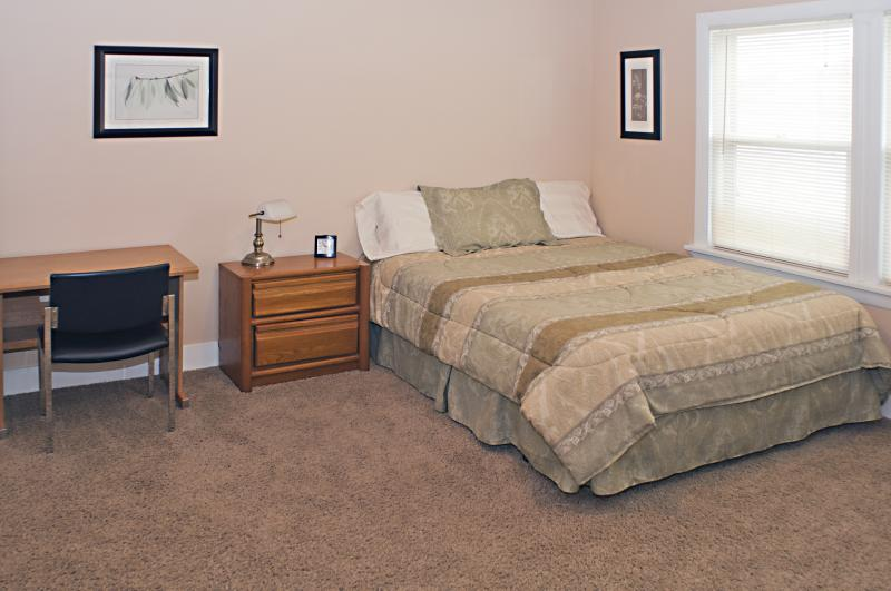 Sacagawea guestroom