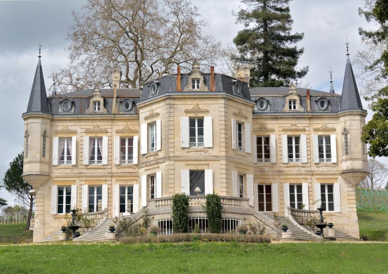 Château Junayme, holiday rental in Galgon