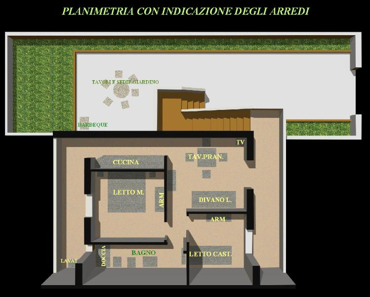 planimetria 3D