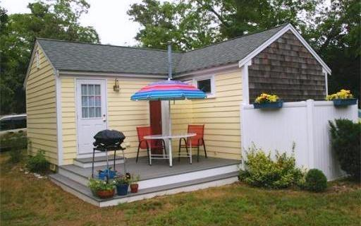Front of Cottage ~ 1081 State Highway %3515 ~ Eastham
