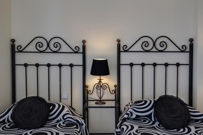 colchões de qualidade de ponta em todos os quartos