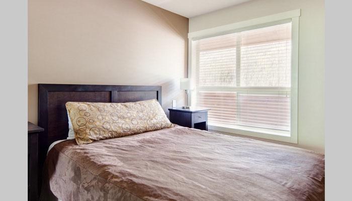 Los segundo y tercer dormitorio tienen camas de matrimonio