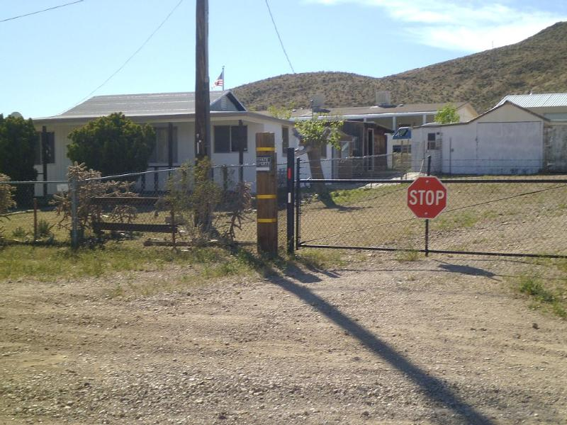 Located 2 Miles South Of The Mining Ghost Town, holiday rental in Red Mountain