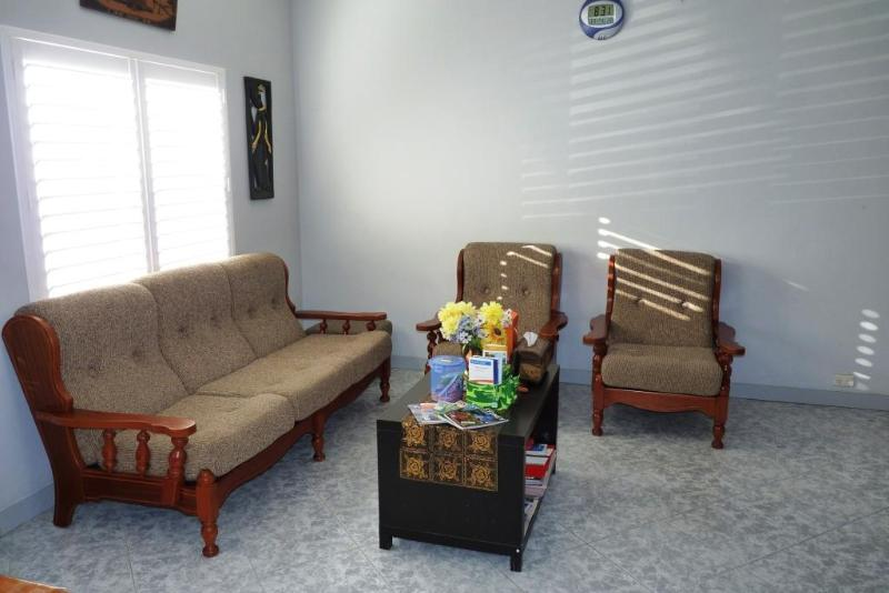 The 2nd Lounge on The ground Floor