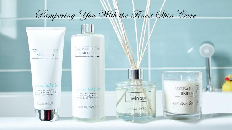 Pampering You With the Finest Skin Care in Bathroo