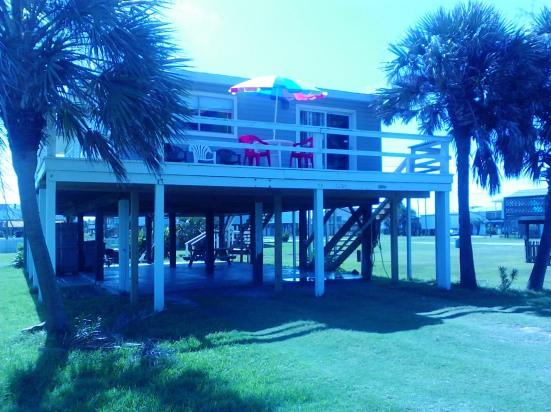 Captain Rogers Place...walk to the beach, vacation rental in Galveston Island