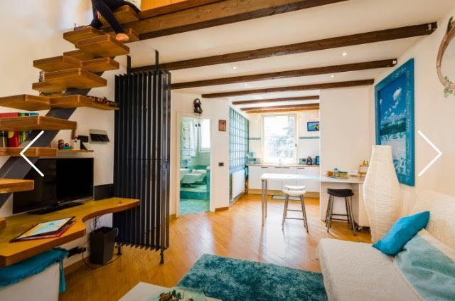 Bologna Best Bed il loft, holiday rental in Longara