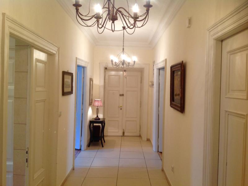 Hallway within Apartment