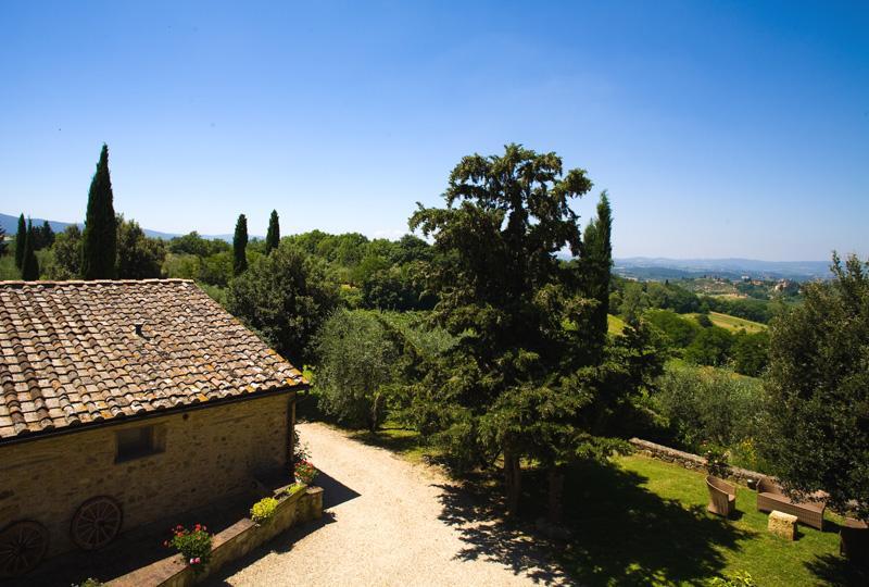 View outdoor - Casale di Villore