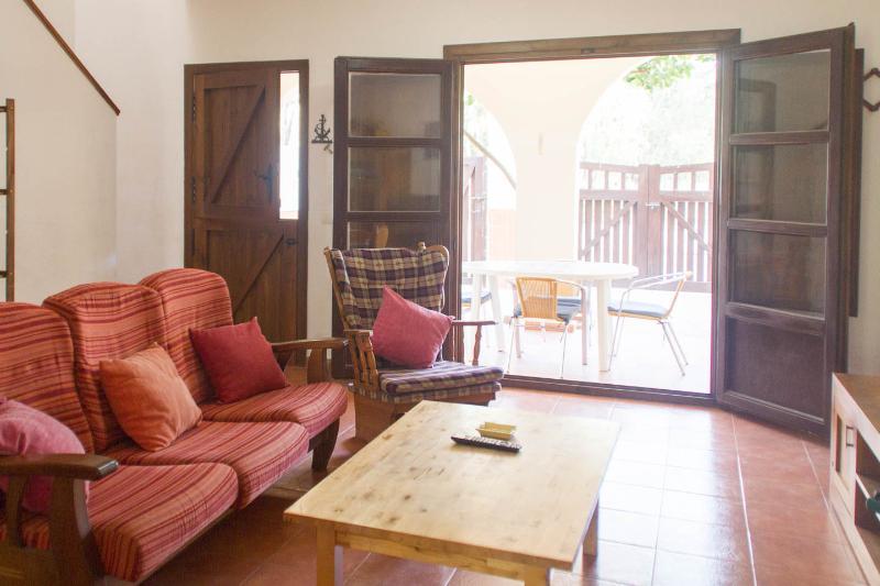 Villa El LIMONERO  de San José, Cabo de Gata, Almería, location de vacances à San Jose