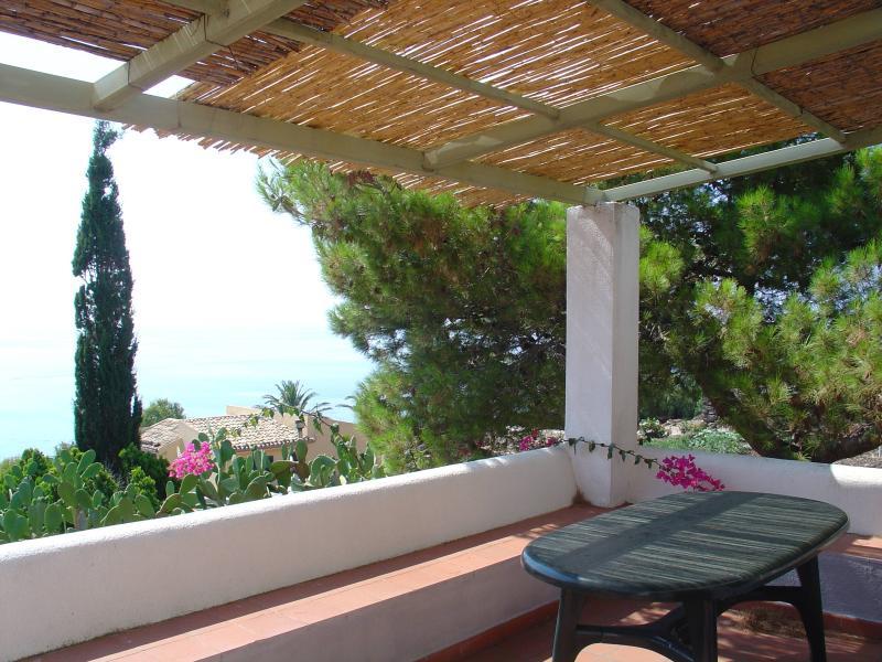 CASA FRANCESCA 1, holiday rental in Ustica