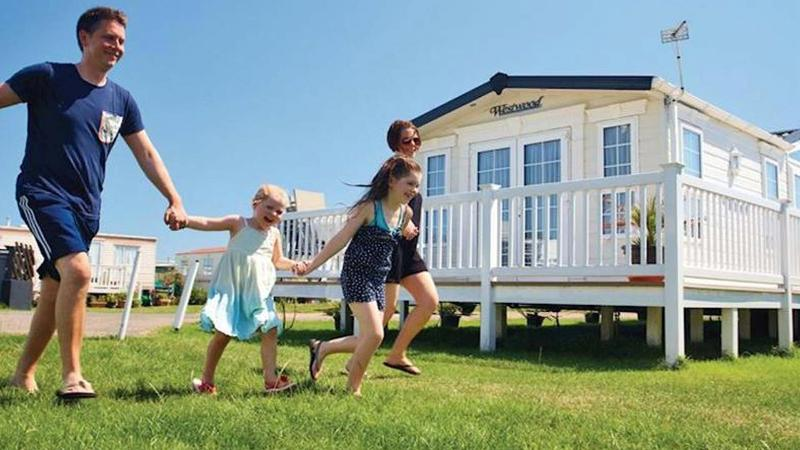 Luxury Seaside Caravan in Beautiful Whitstable, casa vacanza a Whitstable