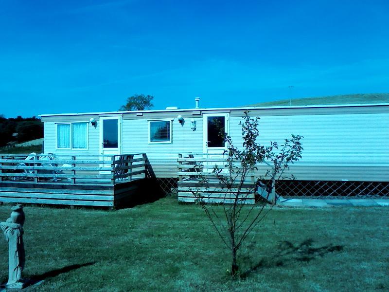 3 bedroom caravan - very cosy