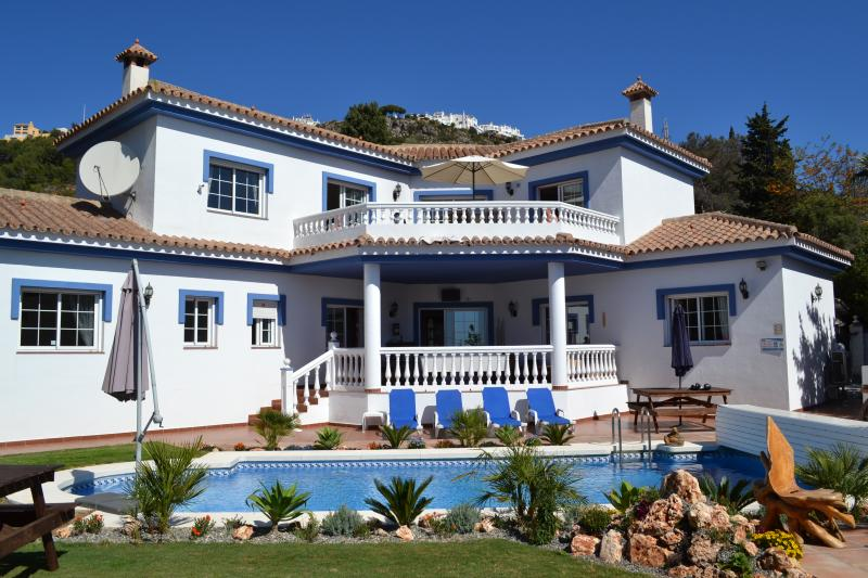 Villa Lucia, holiday rental in Benalmadena