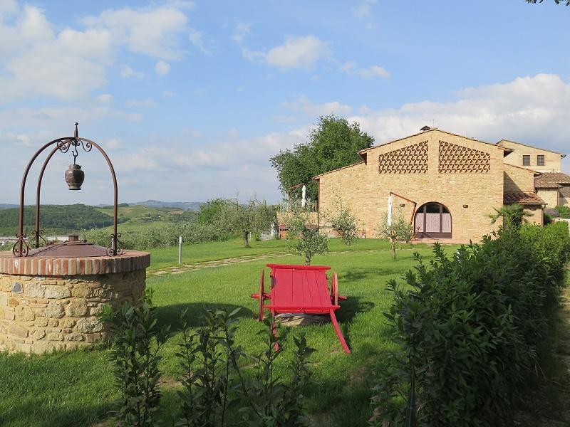 CHARME B&B * CAPANNA1826 * San Gimignano Tuscany, vakantiewoning in Ulignano