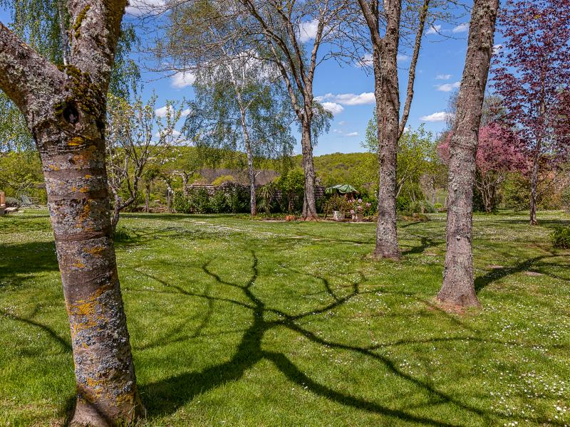 We have 5 acres of beautiful gardens for you to relax and enjoy the peace and quiet of the Dordogne
