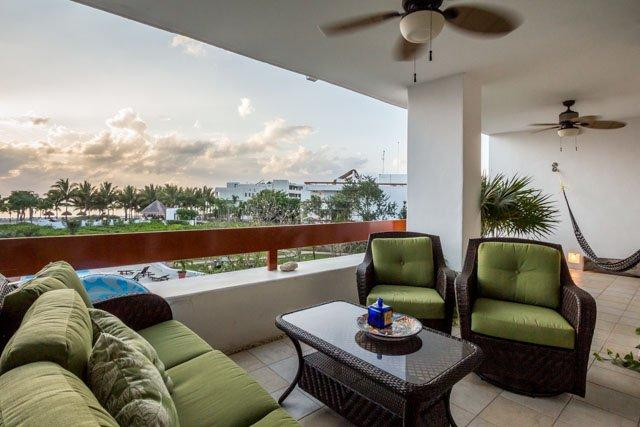 Casa Gonzales (7330)—Penthouse, Beach and Ocean Views, vacation rental in Cozumel