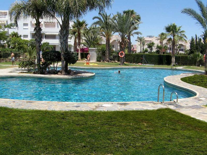 Vera Playa - Apartamento La Aldea de Puerto Rey 2D, holiday rental in Puerto Rey