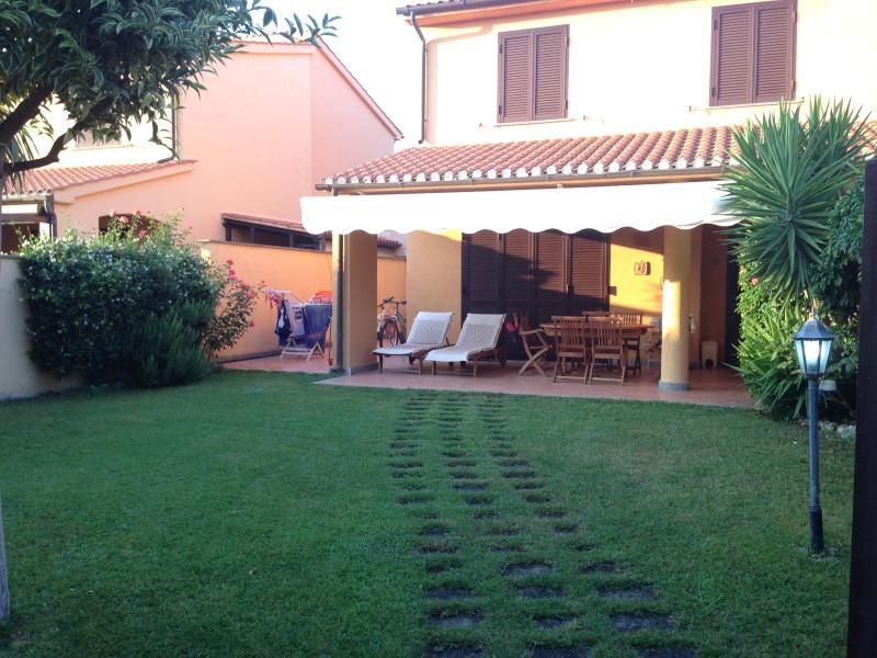 Villino in Residence Torre di Maremma, holiday rental in Marina Velca