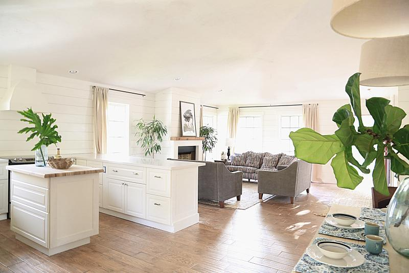 Bright and open spaces perfect for entertaining