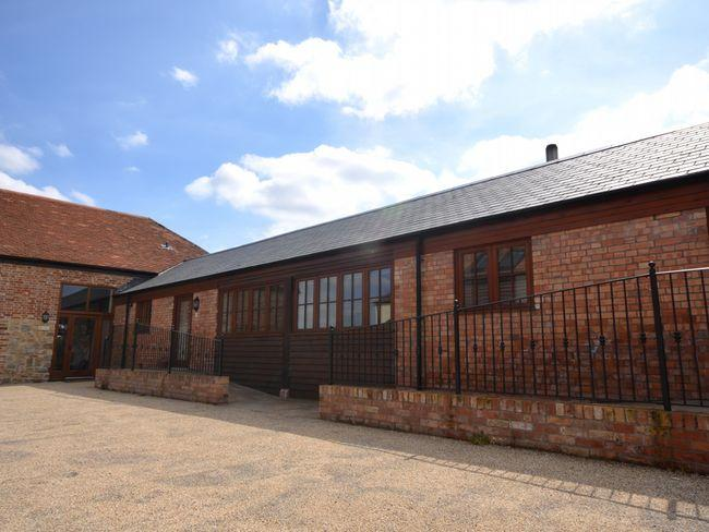 Delightful converted barn