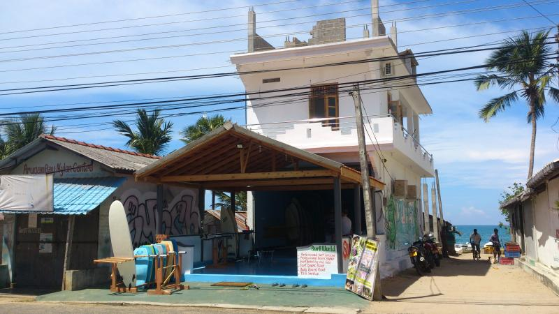 Surf World Guest House, vakantiewoning in Pottuvil