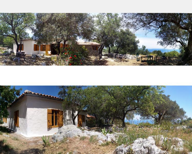 Zakynthos Elia Spiti: enjoy nature and seaview, aluguéis de temporada em Skinaria