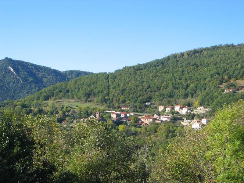 Montferrer Village