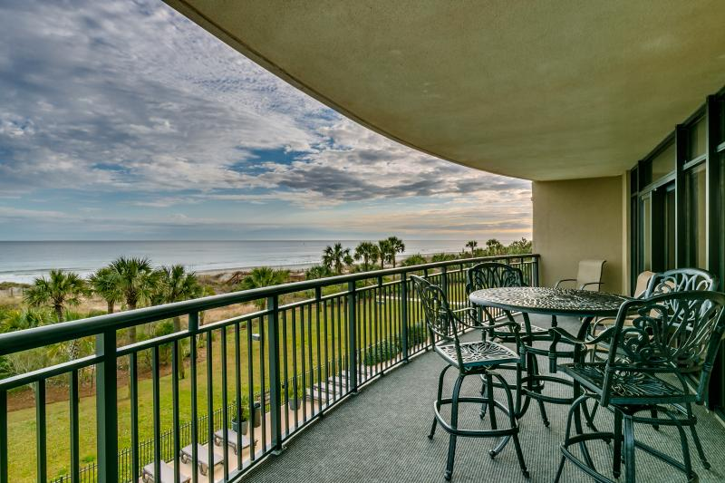 Oceanfront 4 Bedroom At Southwind Has Ocean Views And Wi