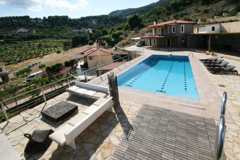 Villa Epidavros, location de vacances à Epidavros