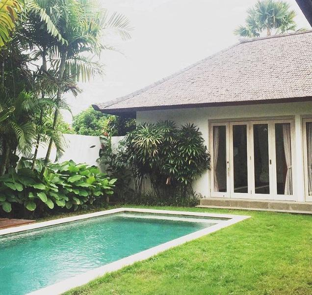 Villa tilu traditionally yet unique designed villa located in the tranquil spot of Pererenan, Canggu