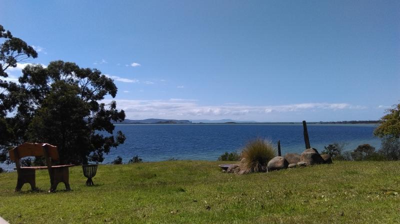Views of the Isthmus with Tasman Peninsula beyond