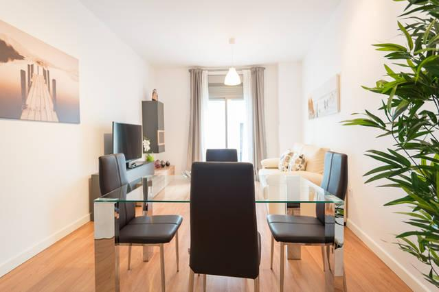 Apartamento Home Picasso, vacation rental in Malaga
