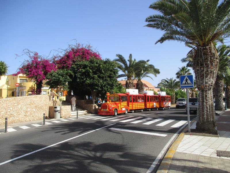 train to chipmunk mountain, Caleta de Fuste